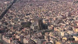 Download Basilica of the Sagrada Família. Welcome to the Temple Video
