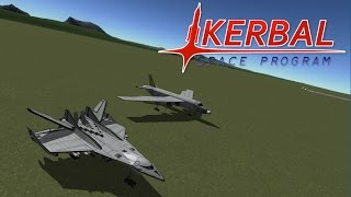 Download Subscriber Designs - Hypersonic Bombers - Kerbal Space Program Video