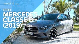 Download Essai Mercedes Classe B (2019) - Le dernier des Mohicans ? Video