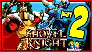 Download Shovel Knight Walkthrough Part 2 King Knight Dethroned Video