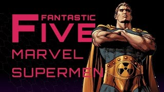 Download 5 Best Marvel Supermen - Fantastic Five Video