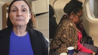 Download Airline Passenger With First Class Ticket Says She Was Bumped for Congresswoman Video