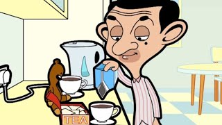 Download Morning Tea | Funny Episodes | Mr Bean Cartoon World Video