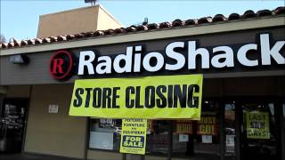 Download Good Bye RadioShack Where will sick twisted solitary misfits hangout at now? Retail Archaeology Video