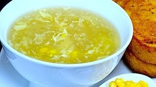 Download CHICKEN CORN SOUP *COOK WITH FAIZA* Video