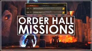 Download WoW Legion: Class Order Campaigns - ″Garrison Missions Strike Back!″ Video
