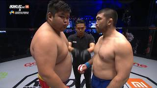 Download XIAOMI ROAD FC 042 AORIGELE(아오르꺼러) VS MASUDA YUSUKE(마스다 유스케) Video