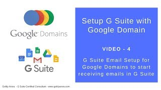 Download How to create G Suite MX records for Google domains Video