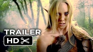 Download Curse Of The Dragon Slayer Official Trailer (2014) - Danielle Chuchran Fantasy Movie HD Video