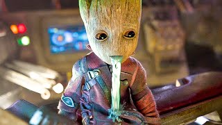 Download GUARDIANS OF THE GALAXY 2 Best 'BABY GROOT' Movie Clips (2017) Video