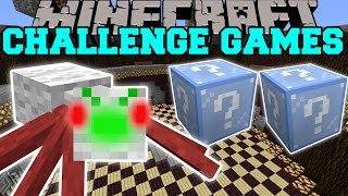 Download Minecraft: CHRISTMAS SPIDER CHALLENGE GAMES - Lucky Block Mod - Modded Mini-Game Video