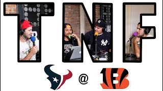 Download TNF Preview - Texans @ Bengals Video