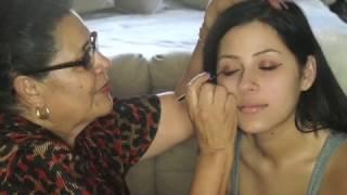 Download Drunk grandma does my makeup Video