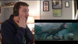 Download Jurassic World: Fallen Kingdom Trailer REACTION! Video