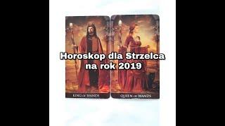Download Horoskop na 2019 rok dla osób spod znaku Strzelca. Video