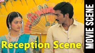 Download Reception Scene 2 - Naduvula Konjam Pakkatha Kaanom | Vijay Sethupathi, Gayathrie Shankar Video