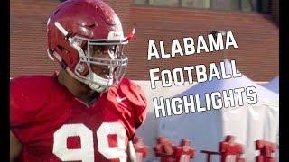 Download Alabama Football Highlights Video