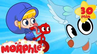 Download My Magic Bicycle Morphle and the Magic Fox! My Magic Pet Morphle videos for kids Video