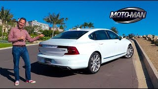 Download 2018 Volvo S90 T8 PHEV FIRST DRIVE REVIEW • Polestar 1 PREVIEW (2 of 2) Video