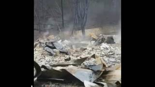 Download Baskin Creek, Gatlinburg, TN Fire Devastation 11.30.16 Video
