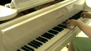 Download Comptine d'un autre été - Yann Tiersen - Kyle Landry (Piano) Video