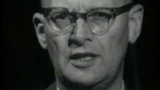 Download BBC Horizon (1964) with Arthur C. Clarke (Part 1 of 2) Video