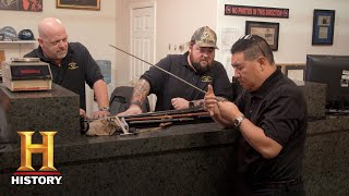Download Pawn Stars: Rick Has Chumlee's Swords Appraised (Season 14)   History Video