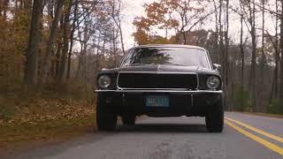 Download Original 1968 Ford Mustang Bullitt Broll Video