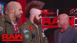 Download Sheamus & Cesaro get their rematch: Raw, Jan. 8, 2018 Video