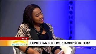Download Countdown to Oliver Tambo's birthday Video