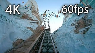 Download Expedition Everest front seat on-ride 4K POV @60fps Disney's Animal Kingdom Video