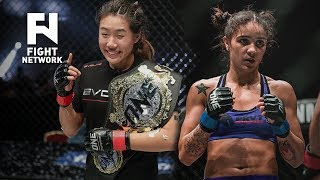 Download ONE: Dynasty of Heroes: Angela Lee vs. Istela Nunes - Fight Network Preview Video