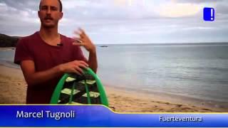 Download Marcel Tugnoli: Skim en Lanzarote Video