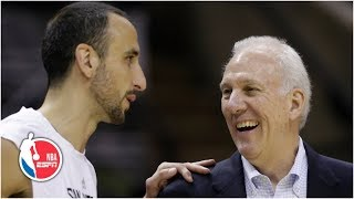 Download Manu Ginobili memories: Gregg Popovich, Steve Kerr, more Spurs share best moments | NBA on ESPN Video
