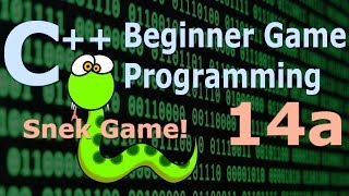 Snake Game C++ SFML (with source code) Free Download Video MP4 3GP