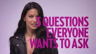 Download People Interview Adriana Lima Video