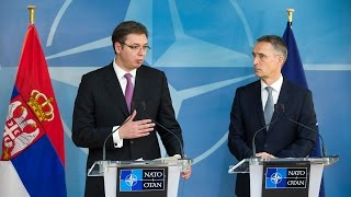 Download NATO Secretary General with Prime Minister of Serbia, 23 NOV 2016 Video