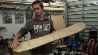 Download How to make your own Sandboard! Video