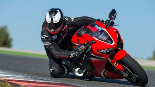 Download 2017 Honda CBR1000RR And CBR1000RR SP Review Video
