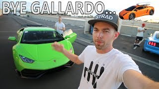 Download Selling the Gallardo, Buying a Huracan? Video