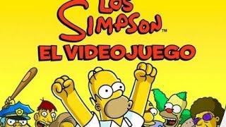 Download LOS SIMPSON EL VIDEOJUEGO - LA PELICULA DEL JUEGO - CAPITULOS EN ESPAÑOL Video