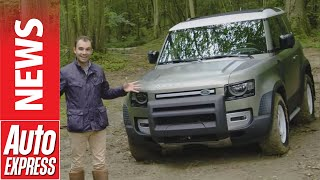 Download 2020 Land Rover Defender explored: under the skin of a new off-road icon Video