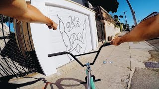 Download RIDING BMX IN LA COMPTON GANG ZONES 3 (CRIPS & BLOODS) Video