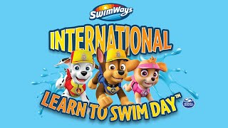 Download PAW Patrol | International Learn To Swim Day | Rescue Episode! | PAW Patrol Official & Friends Video
