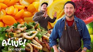 Download Brad Makes Fermented Citrus Fruits | It's Alive | Bon Appétit Video