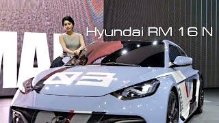 Download Hyundai RM16 N 2017 Video