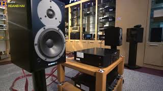 Dynaudio Emit M20 & Rega Elex-R Acoustic sound test Free Download
