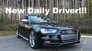 Download Living with the Audi S4 | Initial Impressions! Video