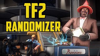 Download Rocket Jumping Heavy! TF2 Randomizer mod! Video