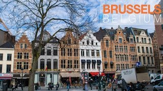 Download Brussels, Belgium | Europe's Capital | Things to do & places to see. Video